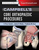 img - for Campbell's Core Orthopaedic Procedures, 1e by S. Terry Canale MD (2015-06-25) book / textbook / text book