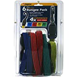 Cargoloc 32407 Flat Bungee Pack 6 Count