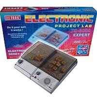 ES-3000 TEES Elektronik Expert Set   Elektrik Devre Eğitici Deney
