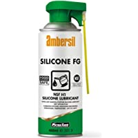 Food Grade Silicone FG - NSF H1 Silicone Lubricants - General Purpose Lubricants Dry Applied Film - Ambersil