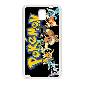 Anime cartoon Pokemon durable Cell Phone Case for Samsung Galaxy Note3