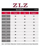 ZLZ Men's Skinny Slim Fit Stretch Comfy Fashion
