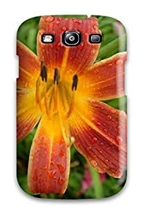 Design High Quality Flowers S Cover Case With Excellent Style For Galaxy S3