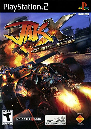Jak X Combat Racing - PlayStation 2 (Racing For Ps2)
