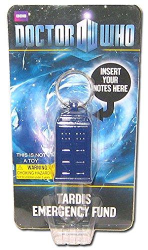 Toy Zany Doctor Who Llavero Fondo de Emergencia: Amazon.es ...