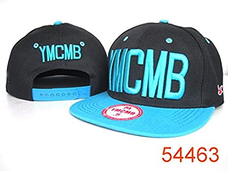 YMCMB - Young Money Cash Money Billionaires Flat Peak BLACK Snapback ... 891314b4ade