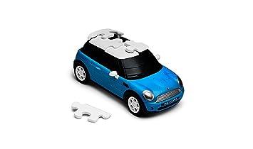 MINI Cooper S 3D Puzzle Car 3D Puzzles