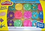 : Play Doh Party Favors