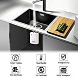 Thermoflow Elex 3.5 Point-of-Use Tankless Water Heater Electric for Sinks, 3.5kW at 240 Volts
