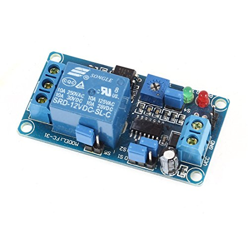 Uxcell Delay Relay Module