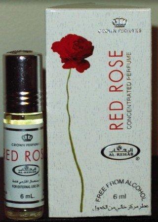Al Rehab Red Rose 6ml 2 Oz Perfume Oil Buy Online In