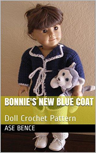 Bonnie's New Blue Coat: Doll Crochet Pattern