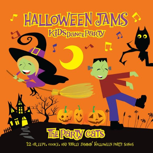 Kids Dance Party: Halloween Jams by The Party Cats on Amazon Music ...