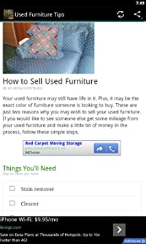 Amazon Com Used Furniture Consultant Appstore For Android