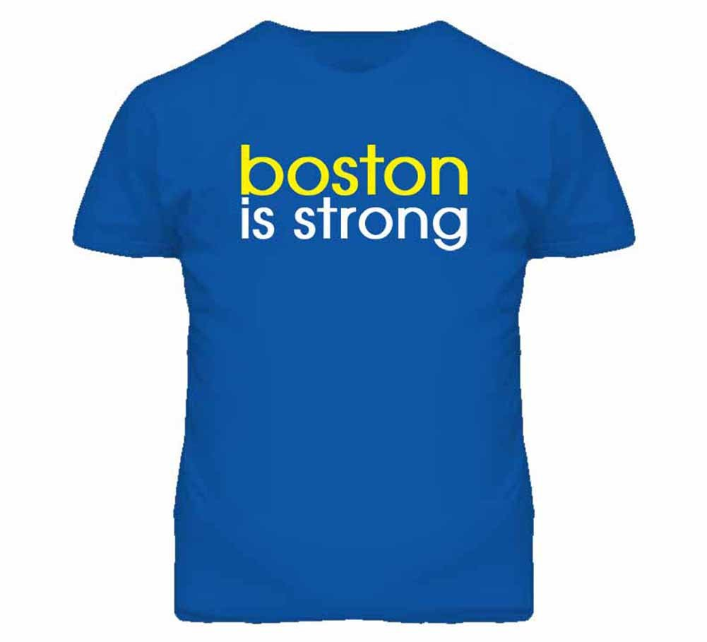Tshirt Bandits S Boston Strong T Shirt