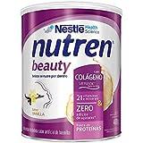Suplemento Alimentar, Nutren beauty, Vanilla, 400g