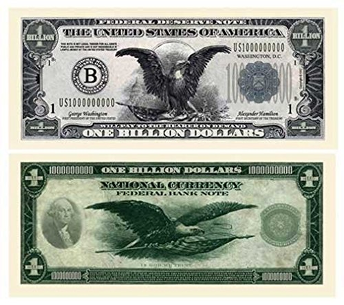 Dollar Federal Reserve Note - 3