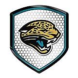 Team ProMark NFL Jacksonville Jaguars Reflector Decal