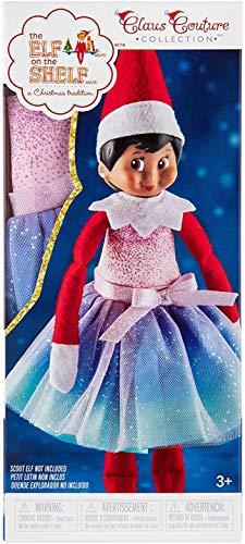 The Elf on the Shelf Claus Couture Pastel Polar Princess