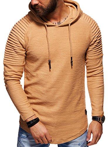 Beige Behype Sweat Homme Behype shirt Sweat qaf4zwX