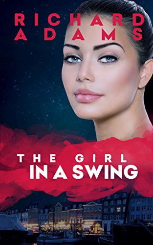 book cover of The Girl in a Swing