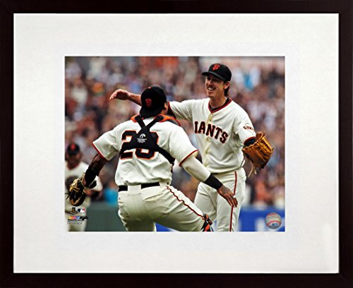 "San Francisco Giants Tim Lincecum ""No-Hitter #2"" 8x10 Photograph (SGA UnderFifty Series) - Unsigned 8x10 Framed Photographs"
