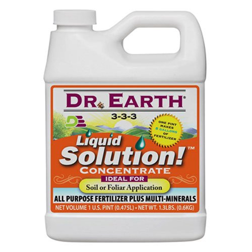 (Dr. Earth 751 Liquid Solution Pro Biotic 3-3-3, 16-Ounce)