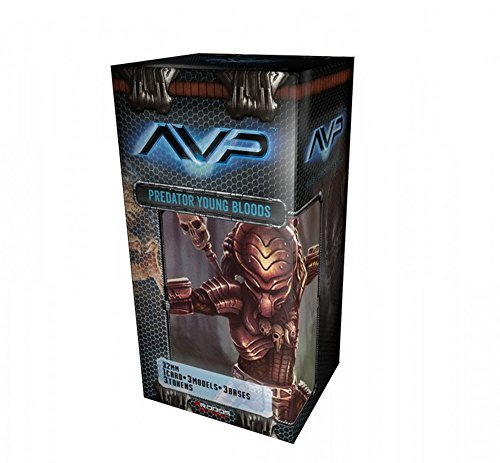 AVP Young Blood Board Game by Ninja Division: Amazon.es ...