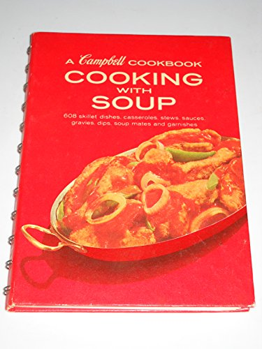 Cooking With Soup  A Campbell Cookbook