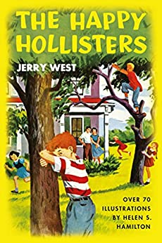 The Happy Hollisters by [West, Jerry]