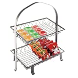 20.125W x 12D x 2.25H Optional Baskets for 1584 3 Ct