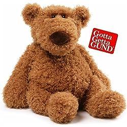 """Schlepp Bear 14"""" by Gund"""