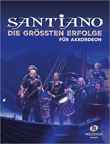 Santiano: Die grössten Erfolge - für Akkordeon