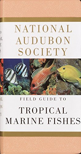 National Audubon Society Field Guide to Tropical Marine Fishes: Caribbean, Gulf of Mexico, Florida, Bahamas,  Bermuda (Best Eastern Caribbean Islands)