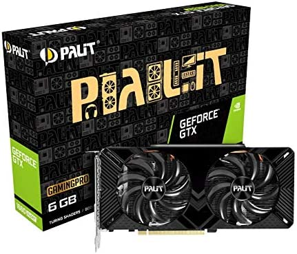 Palit GeForce GTX 1660 SUPER GamingPro 6GB GDDR6: Amazon.de: Computers & Accessories