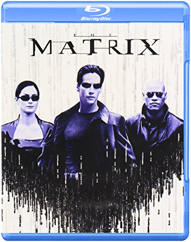 The Matrix  Blu Ray Dvd Combo