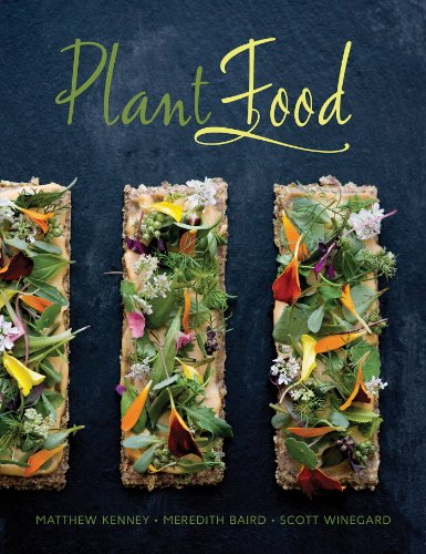 Plant Food (Everyday Raw) by Matthew Kenney, Meredith Baird