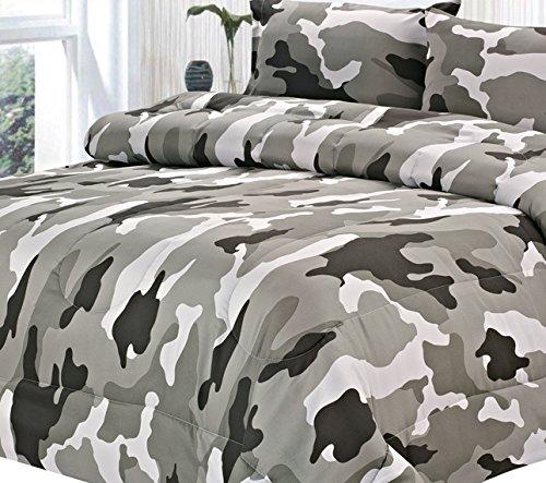 Clara Clark Camouflage Alternative Comforter