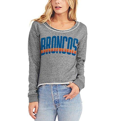 - Junk Food womens Denver Broncos Champion Women's Fleece Small