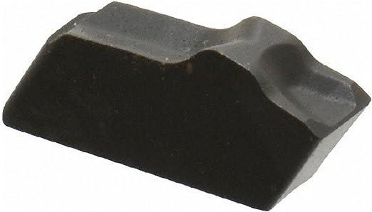 0 Neutral Lead Angle 0.008 Cnr Rad 0.122 Cutting Width Single End Carbide Cutoff Insert 150.103 16 TGP45 Grade TiCN//Al2O3 Coated