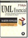 capa de UML Essencial. Um Breve Guia Para a Linguagem-Padrão de Modelagem Para Objetos