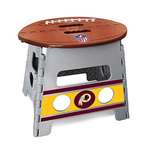 - FANMATS NFL Washington Redskins Folding Step Stool