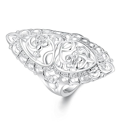 Classical creative luxury hollow carved - Definition Signet