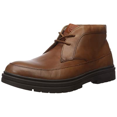 STACY ADAMS Men's Alcander Leather Chukka Boot | Boots