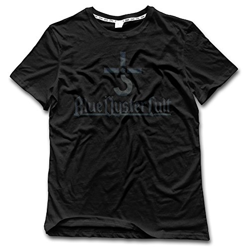 NEVA Mens Blue Oyster Cult BOC Band T Shirts/Jersey/Tees/Short Sleeve