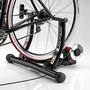 Decathlon uk Elite Crono Mag Force Gel Pack - Rodillo de entrenamiento para bicicletas: Amazon.es: Deportes y aire libre