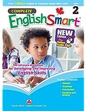Complete EnglishSmart (New Edition) Grade 2: Canadian Curriculum English Workbook