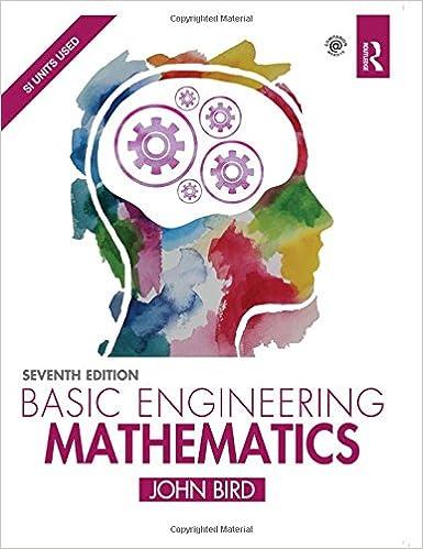 Basic engineering mathematics john bird 9781138673700 amazon basic engineering mathematics 7th edition fandeluxe Image collections