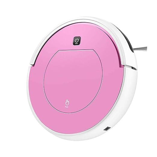 WZB Robot Aspirador, Robot de Limpieza automática para el hogar ...