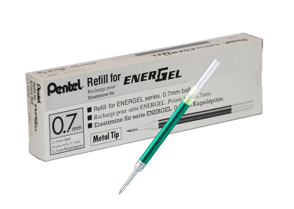 Pentel Refill Ink for EnerGel RTX Retractable Liquid Gel...